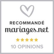 Evasion Prod recommandé par Mariages.net