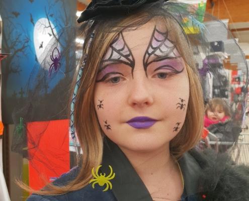 Maquillage enfant Vendée et Loire Atlantique